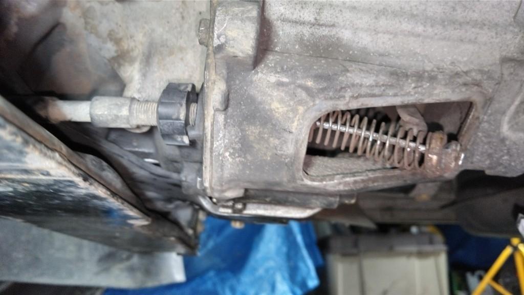 S100Vハイゼットのクラッチ交換
