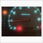 エンジン不調 チェックエンジン警告灯点灯