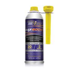 ROYAL PURPLE MAX-BOOSTガソリン添加剤注入