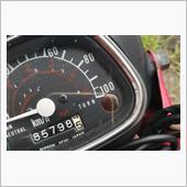タイヤローテーション(85,798km)