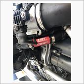 クランクケース内圧コントロールバルブ清掃