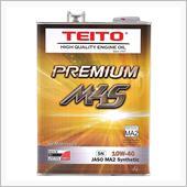 TEITO PREMIUM M4Sを入れてみた