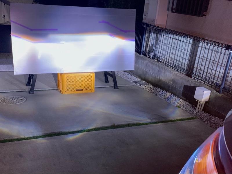Koito Bi  LED 光軸調整