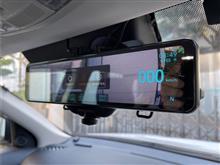360度ドライブレコーダー&ミラーAKY-V360S取り付け