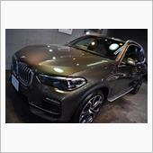 超ド級のプレミアムSUV!BMW・X5のガラスコーティング【リボルト川崎】