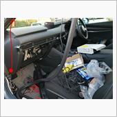 ドライブレコーダー取り付け②