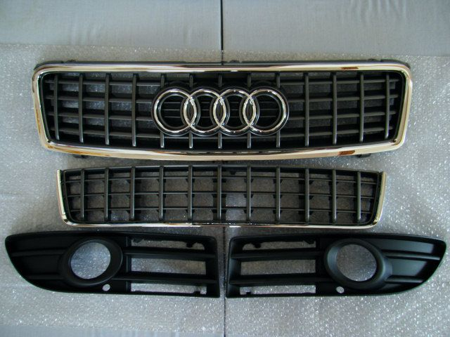 A4 カブリオレAudi純正品 S4 Cabriolet グリルの単体画像