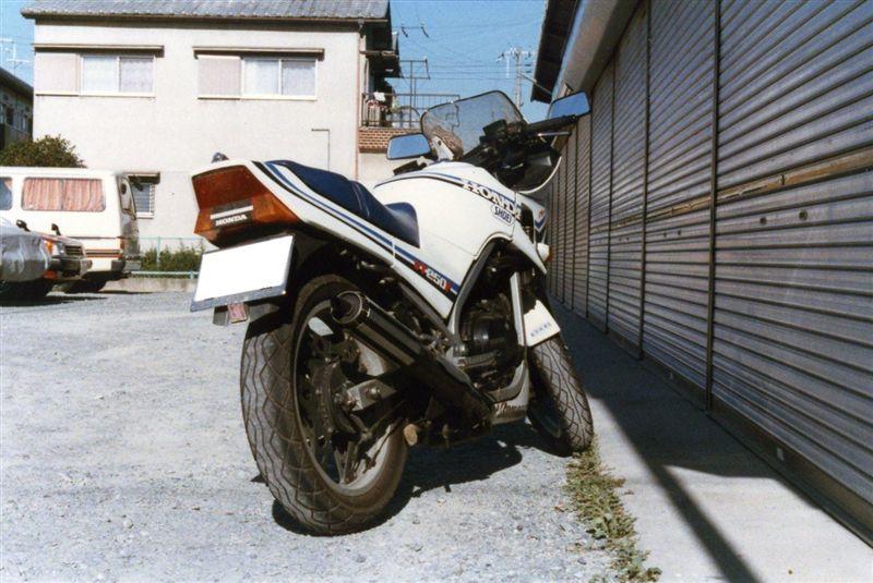 VT250FEモリワキ 2in1の単体画像