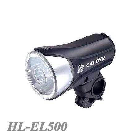その他CATEYE HL-EL500 ホワイトLEDヘッドライトの単体画像
