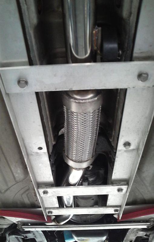 オートジュエル カプチーノ フロントパイプ(FP-003)