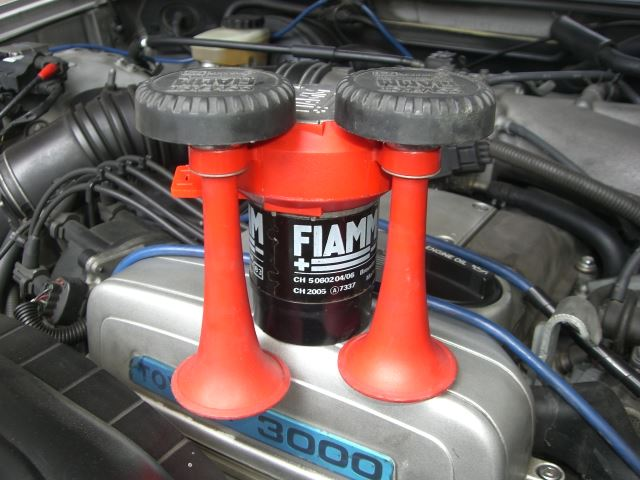 FIAMM COMPACT HORN