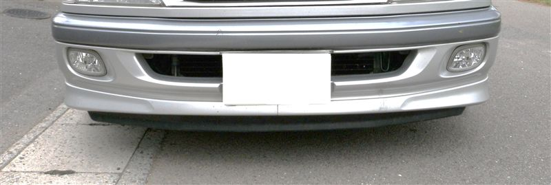 カリーナ日産純正 R32 GTS-Tオートスポイラーの単体画像
