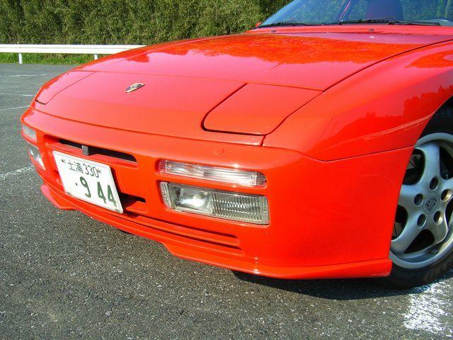 944Kaztek 944フロントリップスポイラーType2の単体画像