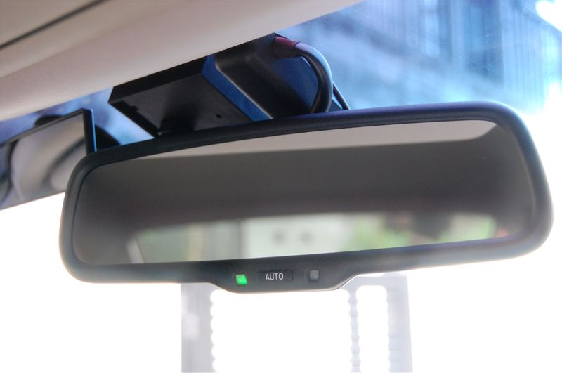 GENTEX GNTX-586 白色LEDムード照明付 9.5インチモデル