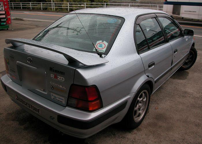 コルサトヨタ純正パーツ ZZT231トヨタセリカ純正ウィングの単体画像