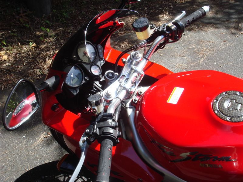 ABM Superbike-Kit(バーハンドル化キット)