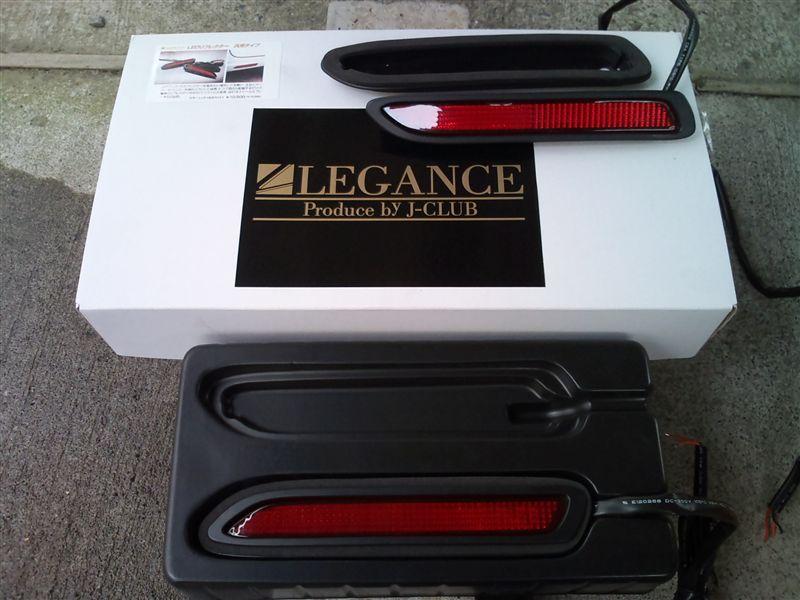 LEGANCE LEDリフレクター汎用タイプ