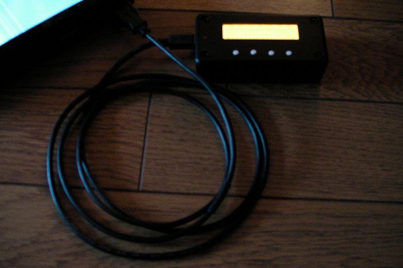 非公認 USB接続_外部LCD