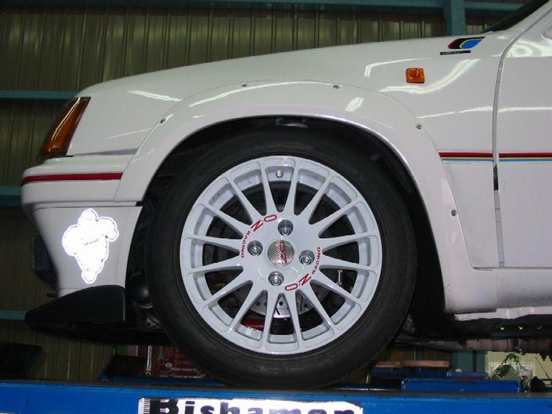 205 (ハッチバック)OZ WRC 6.5J-15 の単体画像