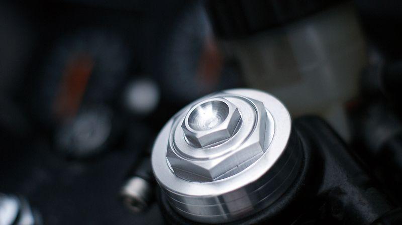 GSX-R400Rウィニングラン Fフォーク延長キット 5cmの単体画像