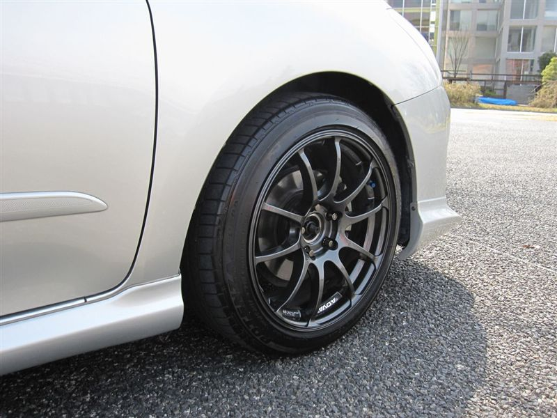 ブレイドYOKOHAMA WHEEL ADVAN Racing RZの単体画像