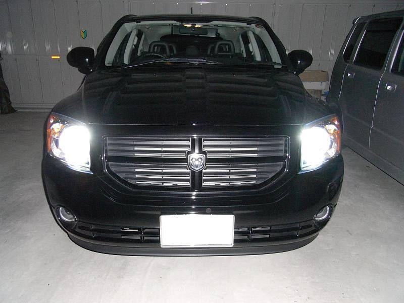 キャリバーSCRUNCH 日本D車/専用設計 オリジナルHIDキット HI&LOWセット 6000Kの単体画像