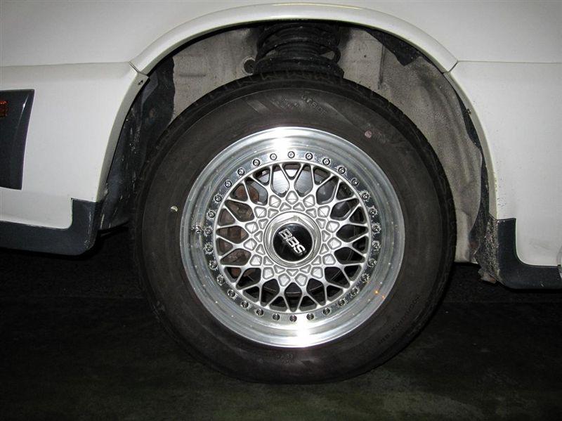 デボネアBBS RSの単体画像