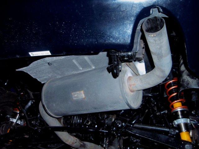 ユーノスその他マツダスピード 富士フレッシュマンレース用N1マフラー(売約済)の単体画像