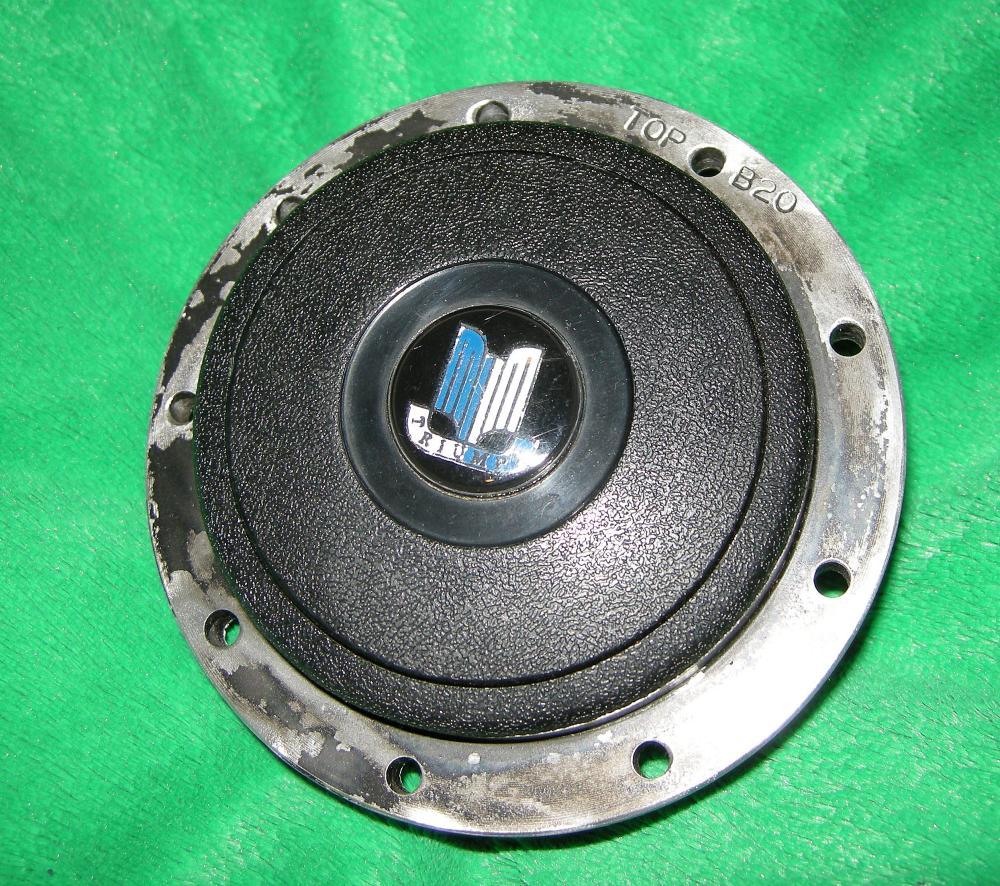 モトリタ用 TRIUMPHモチーフホーンボタン