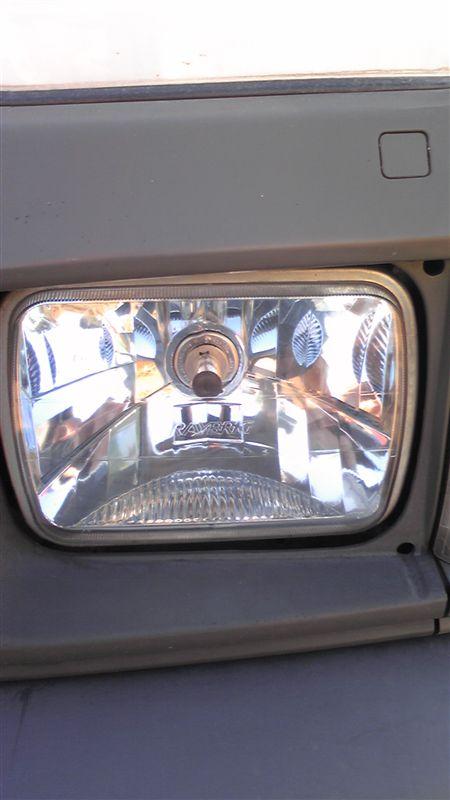 ボンゴトラックRAYBRIG  MULTI REFLECTOR HEAD LAMP / マルチリフレクターヘッドランプの単体画像