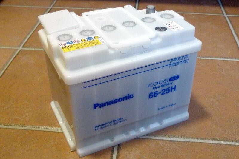 Panasonic Caos WD (66-25H)