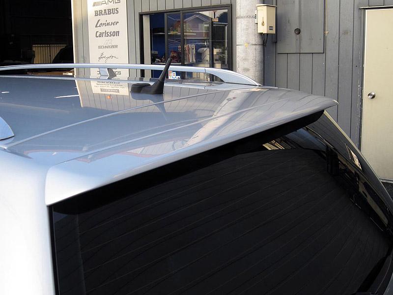 パサート ワゴンVolkswagen (VOTEX) ルーフスポイラーの単体画像