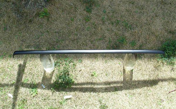 ゴルフ (ハッチバック)。 2灯用 グリルスポイラーの単体画像