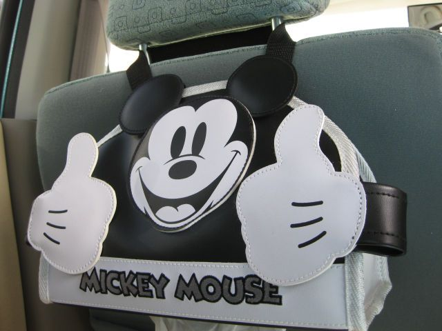 NAPOLEX Disney character ティッシュカバー(ミッキー)