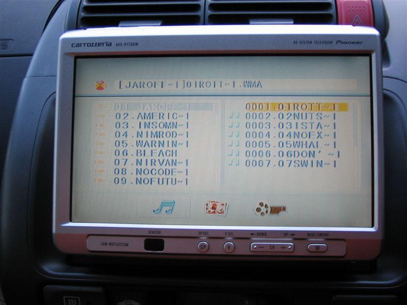 PIONEER carrozzeria AVX-P7700W