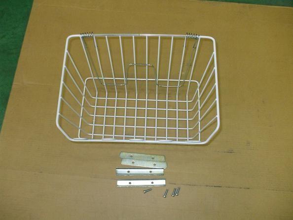 パッソーラ不明 カブ用 フロントバスケット 前かご の単体画像