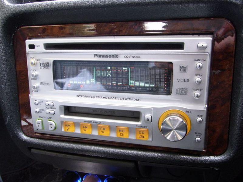 Panasonic CQ-PY2003 2DIN