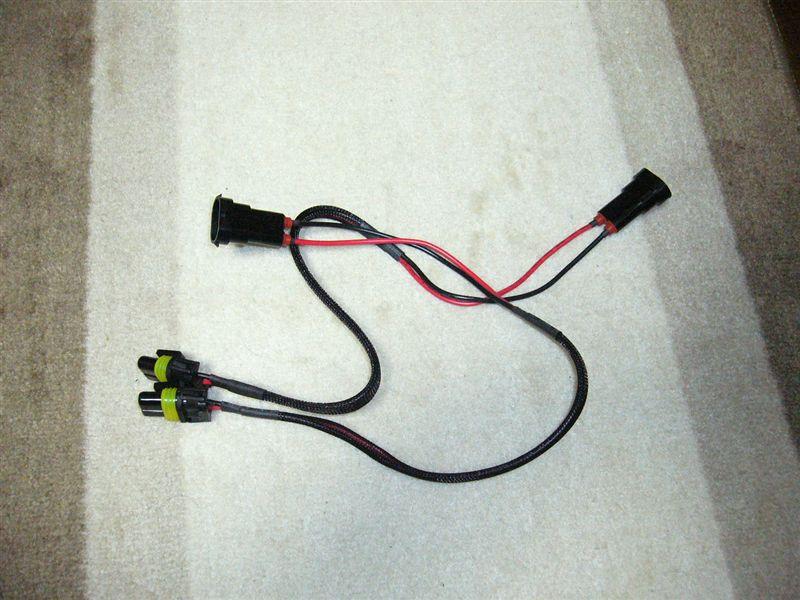 不明 H11電源用カプラー(フォグ用)