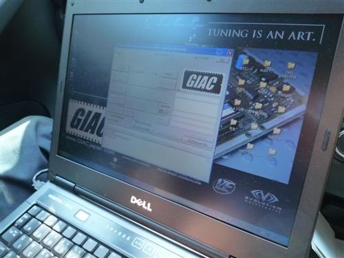 GIAC GIAC ECU TUNING