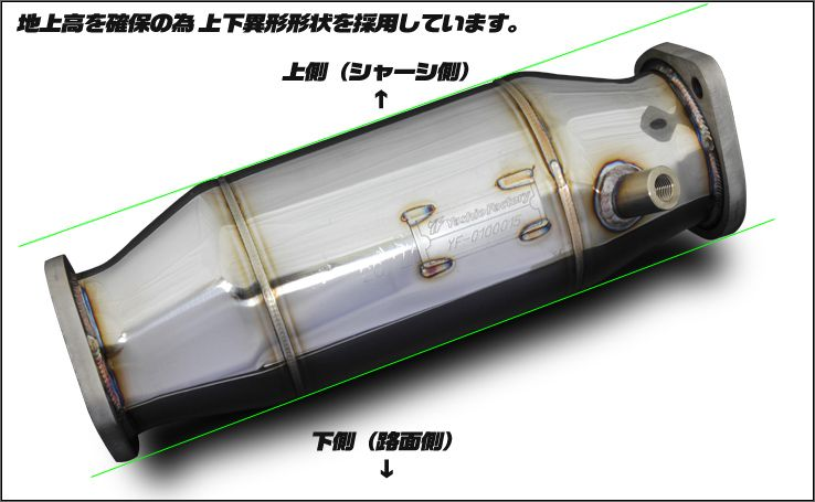 ヤシオファクトイー 岡ちゃんスーパー触媒