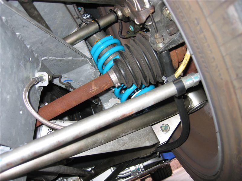 ヨーロッパ225NAITRON RACING SHOCKS ストリートシリーズの単体画像