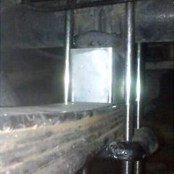 パブリカMOONEYES ロワーリング ブロック キット(スモール) 2インチ(5cm)の単体画像
