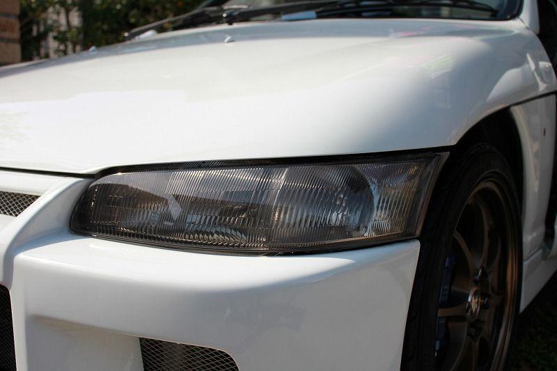 F40ヘッドライト マニキュアの単体画像