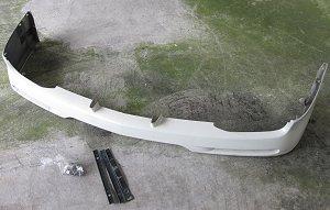 リバティ純正フロントスポイラー RM12 後期用の単体画像
