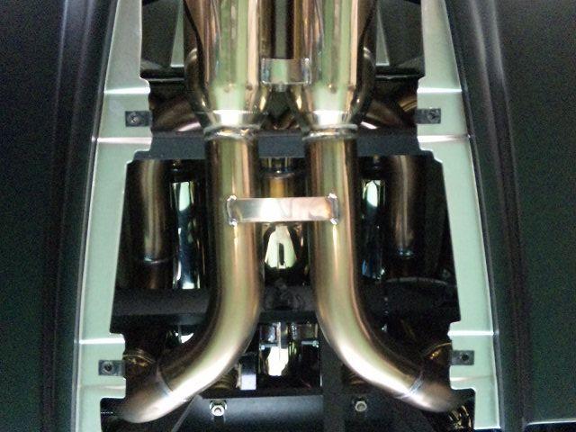 ムルシエラゴ (クーペ)レプサ ワンオフマフラーの単体画像