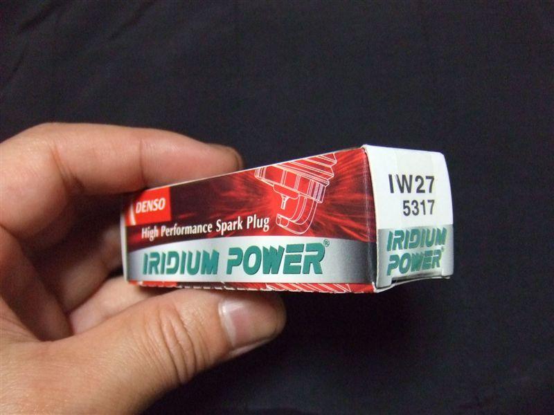 デンソー イリジウムパワー IW27
