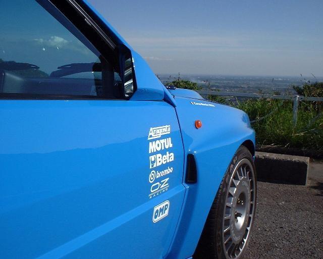 デルタO.Z RallyRacingの単体画像