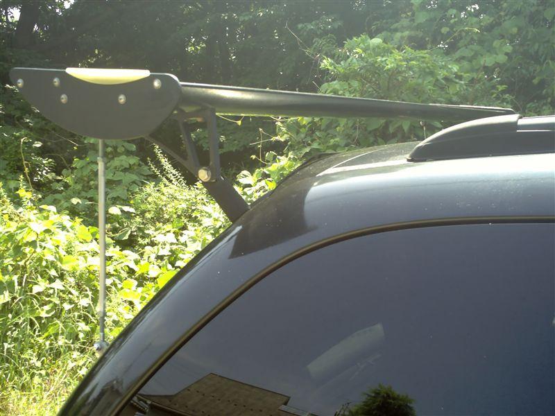 ボイジャーi-Parts GT WINGの単体画像