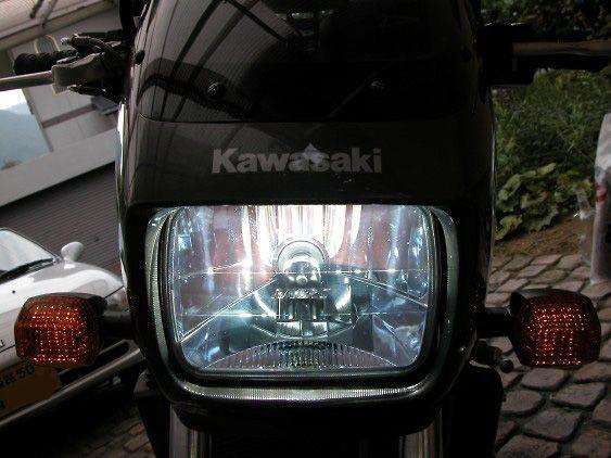 ZRX400サンヨーテクニカ HIDの単体画像