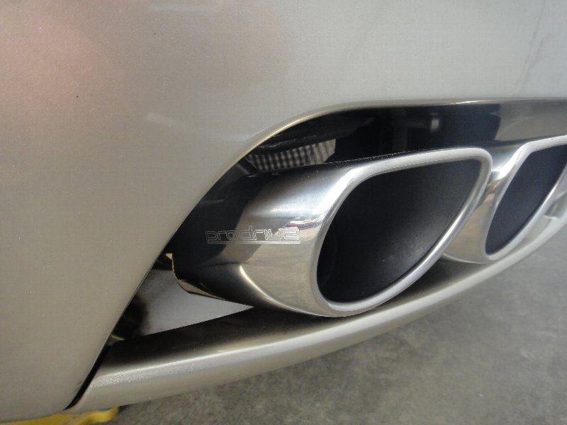 アルファブレラProdrive Brera S 3.2用 マフラーの単体画像